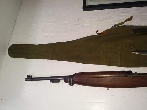 My new M1 carbine
