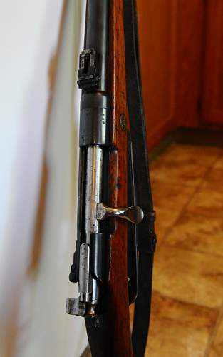 Unknown English Rifle