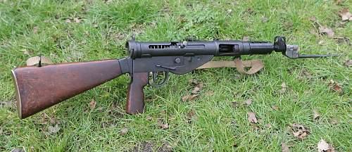 Sten Machine Carbine Mk.5