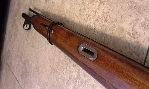 1933 Tula Mosin Nagant 91/30