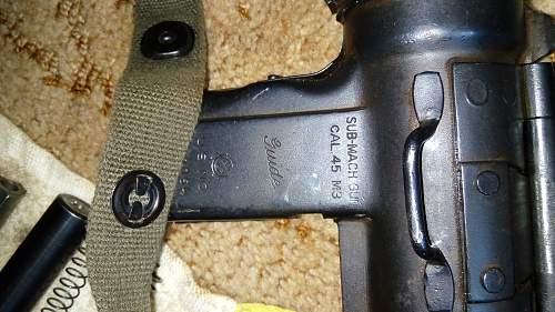 Grease  gun M3