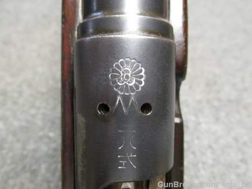 Questions Regarding a Type 38 Rifle