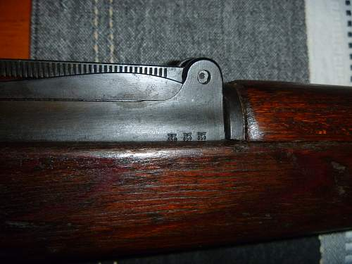 Perhaps a pinned thread on nothing but WWII 98k rifles?