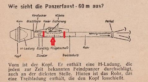 Panzerfaust 60 m