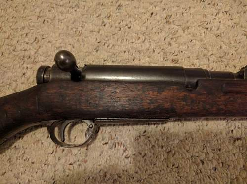 Arisaka for review