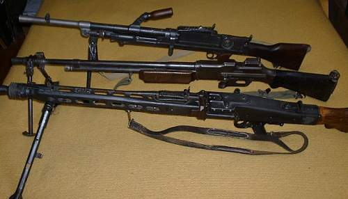 Steyr Late Dual Tone MG42 (DEACTIVATED)