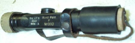 ZF4 Kurz Patrone scope wanted.
