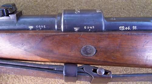 Erma S/27 1937  98k