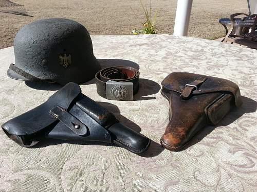 P38 Pair 1944 and 1945