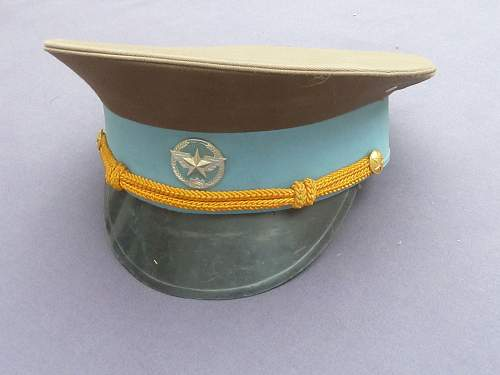 North Vietnamese Air Force Hat