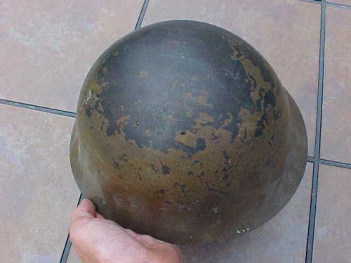 Japanese Type 90 Helmet Marking - Please Help