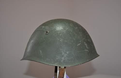 Italian Navy M33 helmet