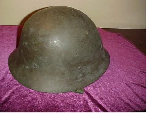 Please Help me ID this Helmet