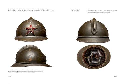New book on Russian helmets