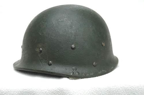 South Korean export helmet