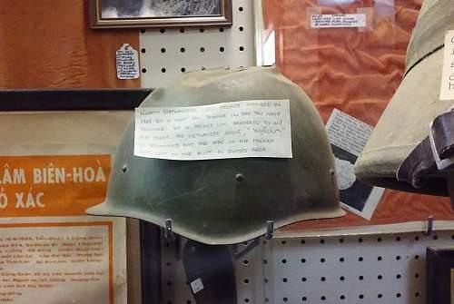 Click image for larger version.  Name:PAVN steel helmet.jpg Views:18 Size:167.5 KB ID:1106846