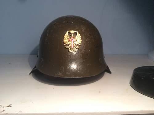 Spanish m26 helmet | Sõja ajaloo portaal  Militaria ee