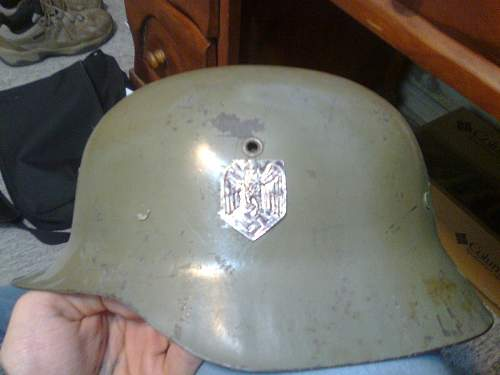 Help with this helmet