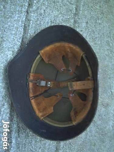 Swiss M18/43 helmet?