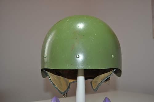 Early Yugoslavian Helmet
