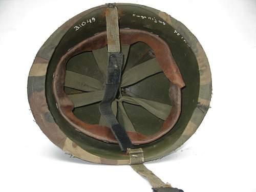Swedish M37 helmets