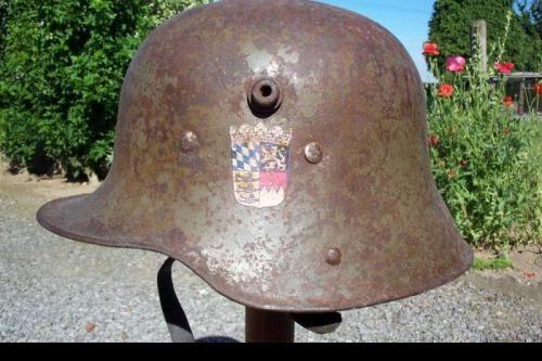 Freikorps helmet