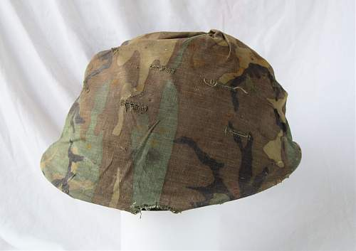 British NMKIV (Turtle) with USA ERDL cover