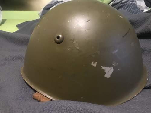 Italian M33 Original, WW2 or Postwar?