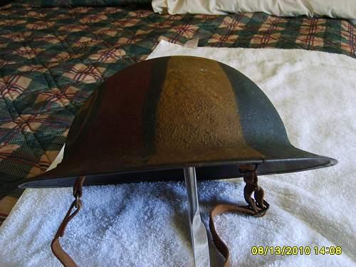 Need help identifying helmet (markings)