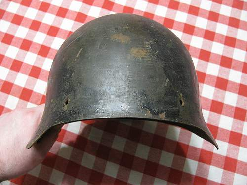 Unknown Helmet, Need Help with ID