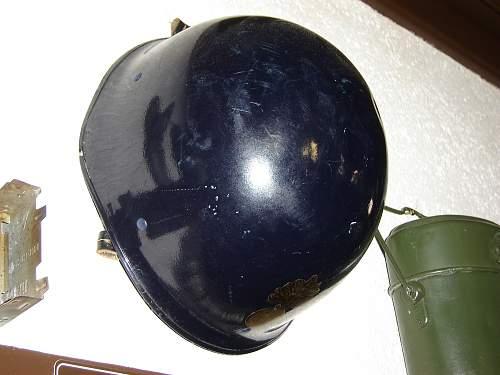 unknown helmet