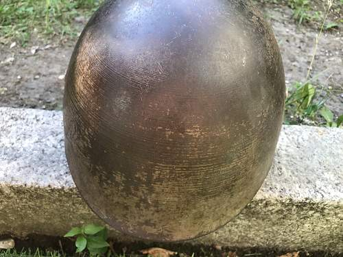 M1940 portugise helmet in good condition?
