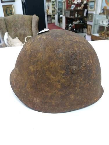 Italian Helmet (Real or Not)