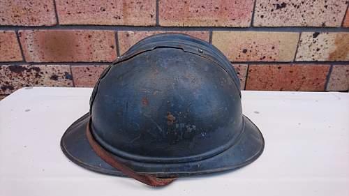 Seeking information on the following helmet