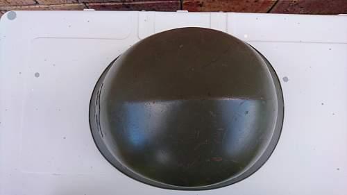 Swedish helmet, looking for further information