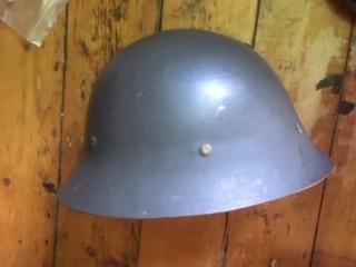 Help to ID this helmet please