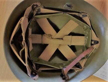 Unknown M1 Helmet Liner