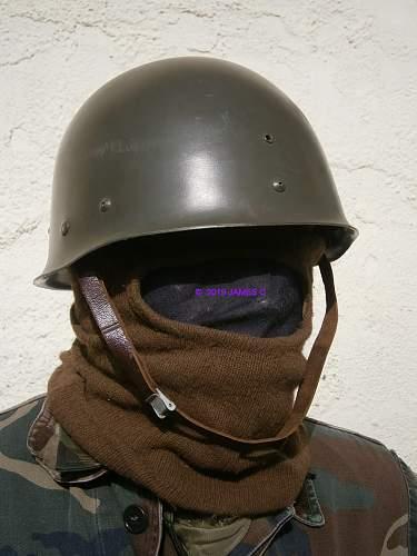 Combat Helmet of South Africa