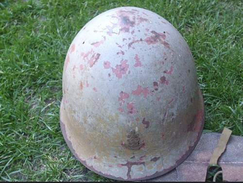 Real or Repo Japanese SNLF helmet