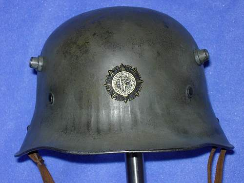 Where can i get replacement Liner for Irish Vickers Helmet???