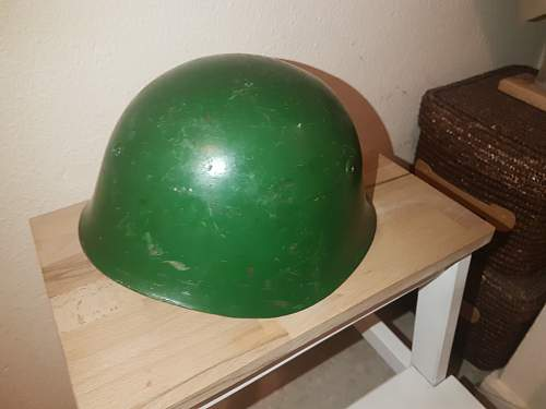 What type and time is this helmet?
