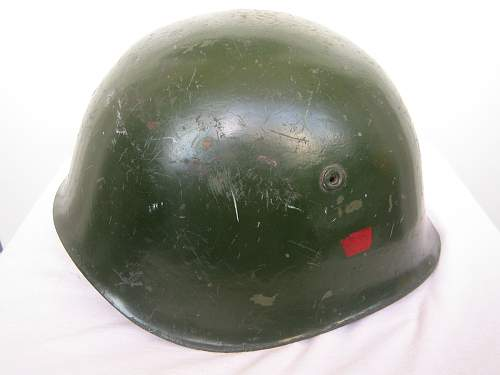 Itialian helmet..ww2???