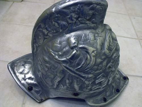 Need Help to identify this helmet