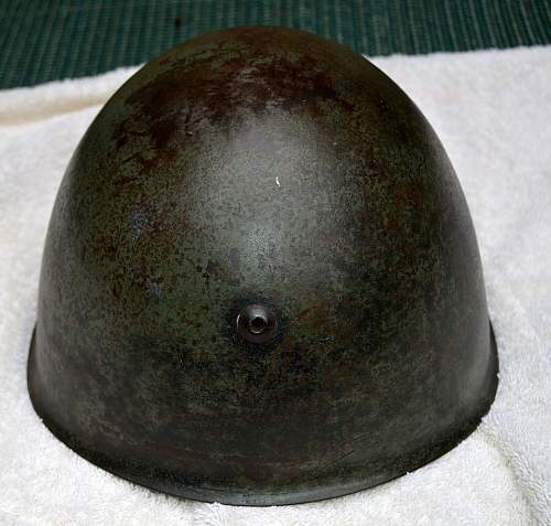 Need advice on an Italian helmet please