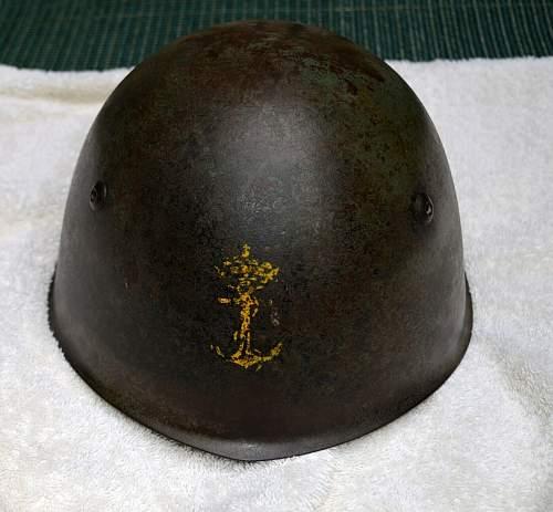 Need advice on an Italian helmet please