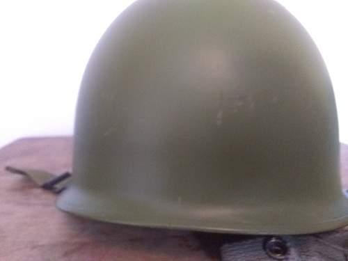 Strange M1 Helmet