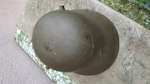 M16 helmet