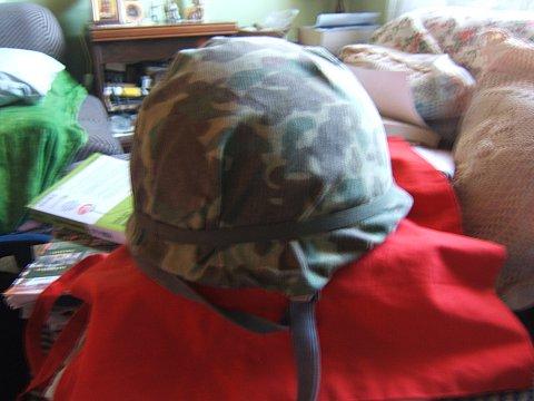Danish steel helmet?