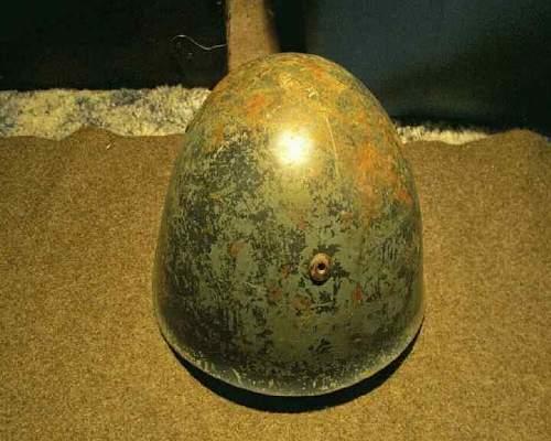 Is this helmet an Italian WW2 model?