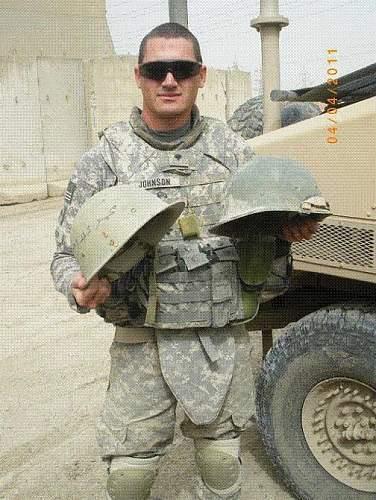 My helmet finds in iraq part 2!